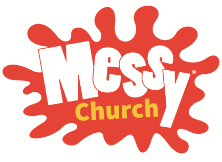 Messy Church logo © The Bible Reading Fellowship 2018. See messychurch.org.uk